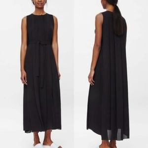 1eb61cbd71b COS Dresses - Cos maxi pleated maxi dress